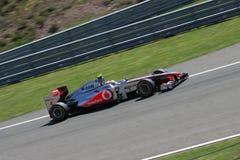 2011 F1 Prix grand turc Images libres de droits