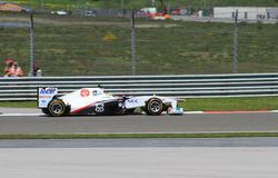 2011 F1 Prix grand turc Images stock