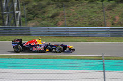 2011 F1 Prix grande turco Foto de Stock