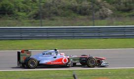 2011 F1 Prix grande turco Fotos de Stock