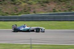 2011 F1 Prix grande turco Fotografia de Stock