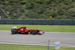 2011 F1 Prix grande turco Imagem de Stock