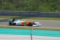 2011 F1 Prix magnífico turco Fotografía de archivo