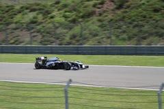 2011 F1 Prix magnífico turco Foto de archivo libre de regalías