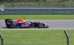 2011 F1 türkisches großartiges Prix Lizenzfreies Stockfoto