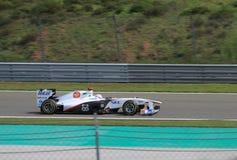 2011 F1 türkisches großartiges Prix Lizenzfreies Stockbild