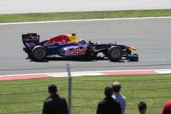 2011 F1 türkisches großartiges Prix Lizenzfreie Stockfotografie