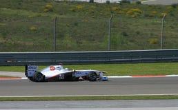 2011 F1 türkisches großartiges Prix Lizenzfreie Stockbilder