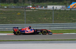 2011 F1 Turkish Grand Prix Stock Photos