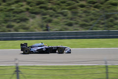 2011 F1 Turkish Grand Prix Royalty Free Stock Photography