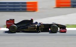 2011 F1 Turkish Grand Prix Stock Photos