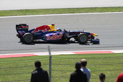 2011 F1 Turkish Grand Prix Royalty Free Stock Photography