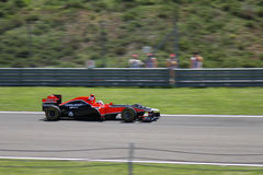 2011 F1 Turkish Grand Prix Royalty Free Stock Image
