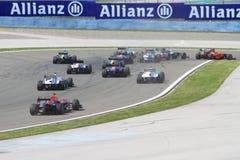 2011 F1 Turkse Grand Prix Stock Foto