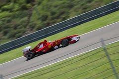 2011 F1 Turkse Grand Prix Royalty-vrije Stock Afbeelding