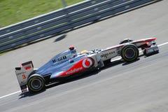 2011 F1 Turkse Grand Prix Royalty-vrije Stock Afbeeldingen