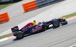 2011 F1 Turkse Grand Prix Stock Afbeelding