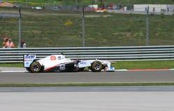 2011 F1 Turkse Grand Prix Stock Afbeeldingen