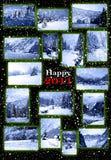 2011 feliz Fotografía de archivo