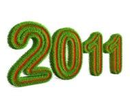 2011 figures Stock Image