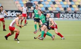 2011 filiżanka England europejski Germany hokejowy Ireland v Obrazy Stock