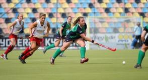 2011 filiżanka England europejski Germany hokejowy Ireland v Zdjęcie Stock