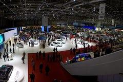 2011 Geneva Motor Show Stock Photo
