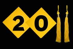 2011 Graduation Royalty Free Stock Image