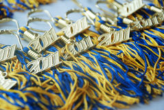 2011 Graduation Tassels Royalty Free Stock Photo