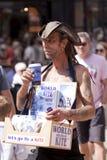2011 het Festival van de Hoed van Winchester Stock Foto