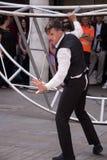 2011 het Festival van de Hoed van Winchester Royalty-vrije Stock Afbeeldingen