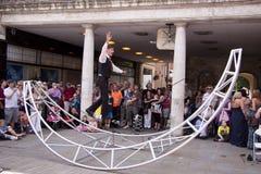 2011 het Festival van de Hoed van Winchester Royalty-vrije Stock Foto