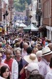 2011 het Festival van de Hoed van Winchester Stock Afbeeldingen