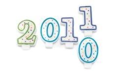 2011 heureux Image libre de droits