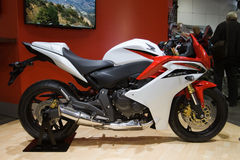 2011 Honda CBR 600 FA ABS Motorbike Stock Photography