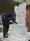 2011 icefest Toronto Zdjęcie Royalty Free