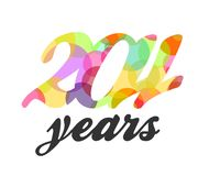 2011 In Colour Royalty Free Stock Photography