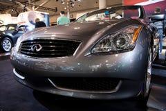 2011 Infiniti M series. At the 2010 Canadian International Auto Show, Toronto, Canada Stock Photo