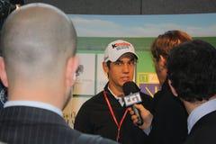 2011 jarmarku golfowy manassero matteo Verona Obrazy Royalty Free