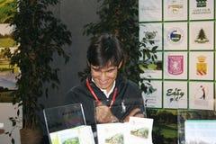 2011 jarmarku golfowy manassero matteo Verona Zdjęcia Royalty Free