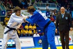 Люди 2011 кубка мира Judo Стоковое Изображение RF