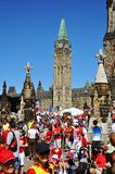 2011 Kanada-Tag im Parlaments-Hügel, Ottawa Stockfotos