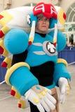 2011 komicznych przeciwów Diego San Obrazy Royalty Free