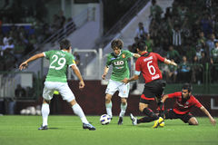 2011 ligowych najważniejszych tajlandzcy Obraz Stock
