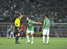 2011 ligowych najważniejszych tajlandzcy Obrazy Stock