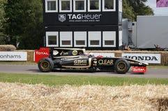 2011 Lotus Renault R30 Stock Photos