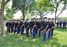 2011 Memorial Day Parade Stock Photography