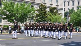 2011 Memorial Day Parade. Royalty Free Stock Photos