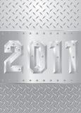 2011 metal ilustracji