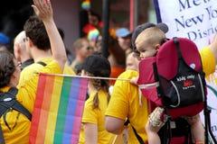 2011 miasta homoseksualna nowa parady duma York Fotografia Stock